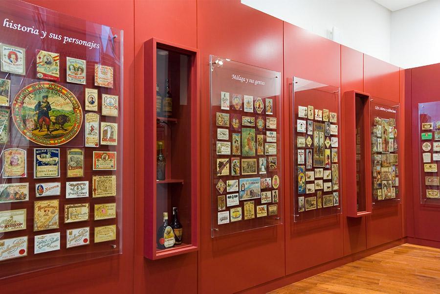 Museo del Vino de Málaga.