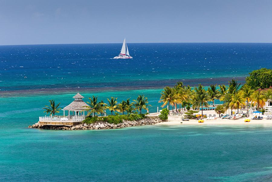 Ocho Ríos, Jamaica.