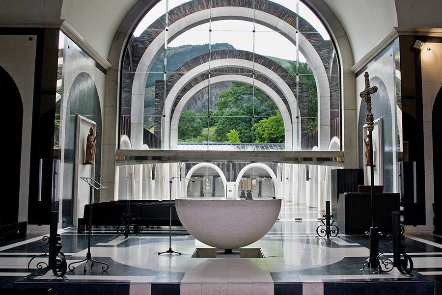 Santuario de Meritxell.Foto: Byelikova Oksana / Shutterstock.com