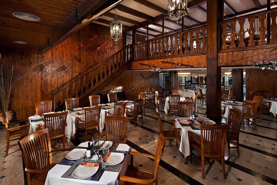 La Tinaja de la Sierra en el hotel Meliá Sierra Nevada