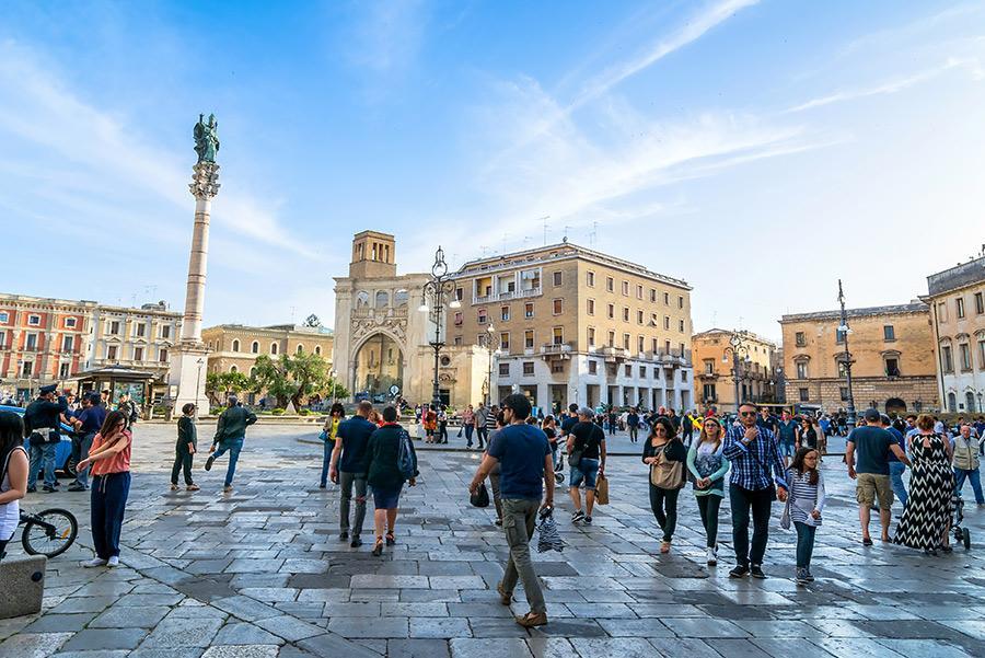 Lecce. Foto: Eddy Galeotti / Shutterstock.com