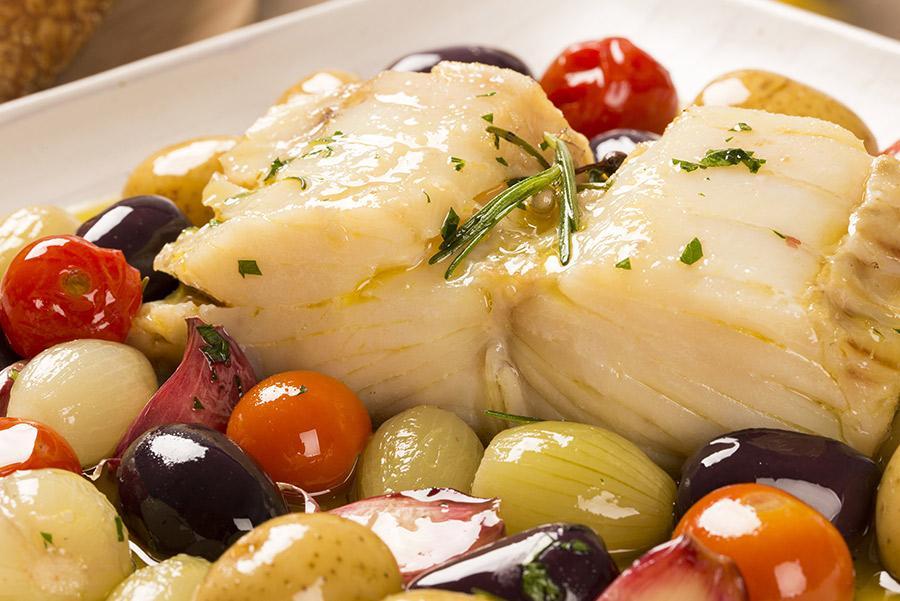 El bacalao es el plato estrella de la Navidad en Portugal
