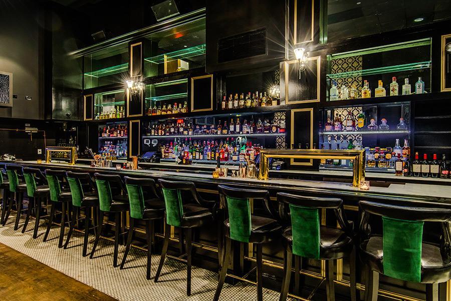 Black Rose Bar en The Vnyl