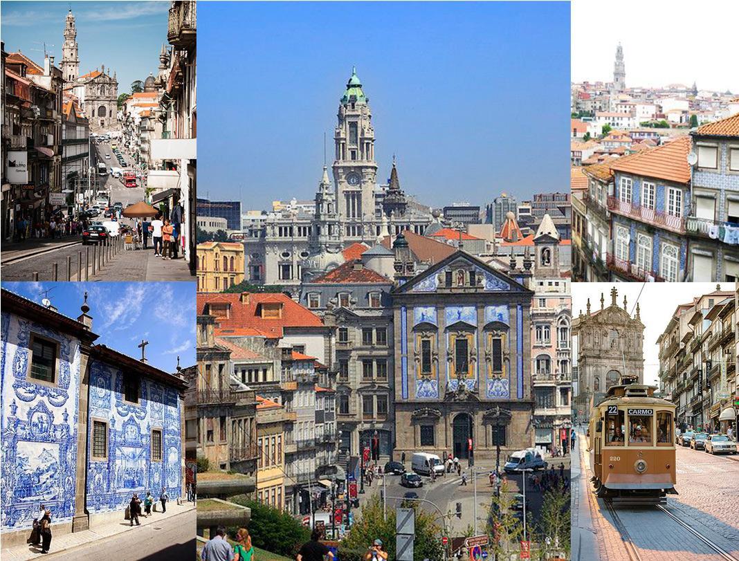 Portada Oporto