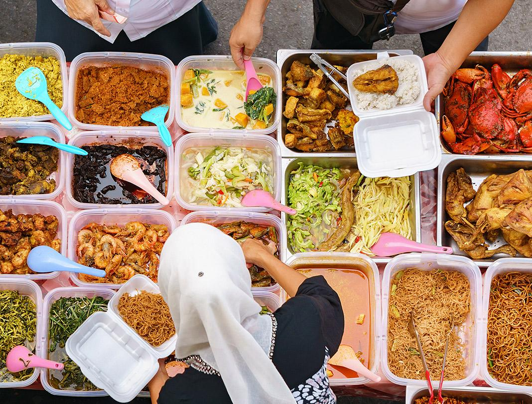 Comida Malasia