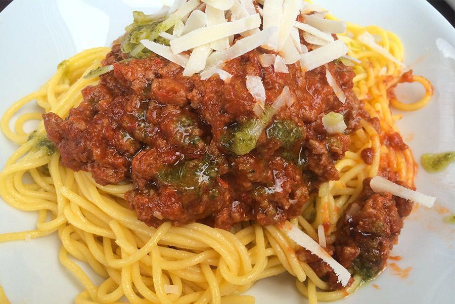 Pasta italiana, también para celíacos.