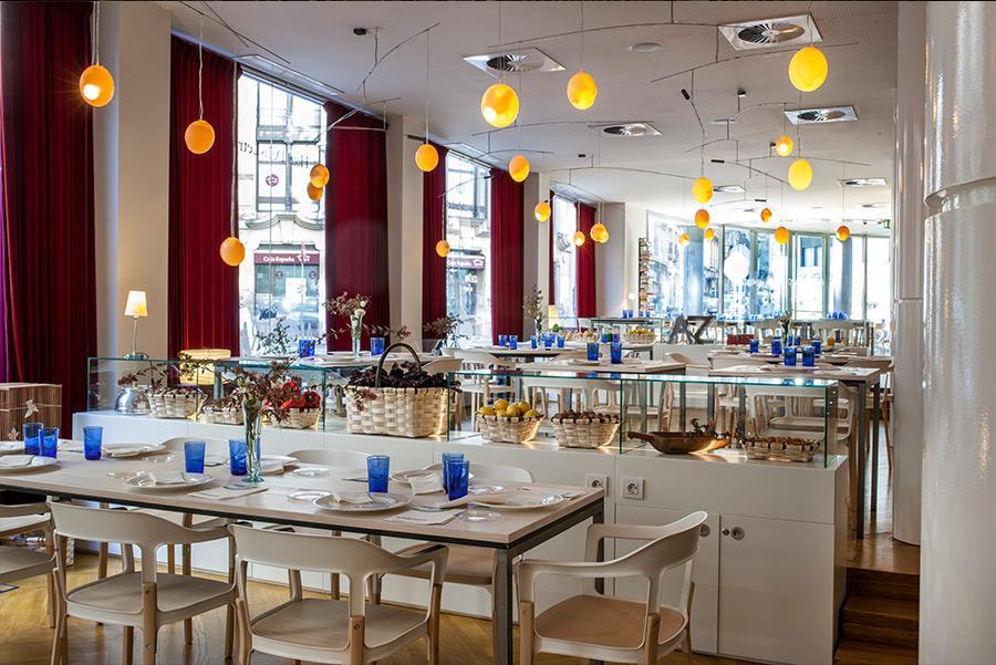 Restaurante Al Trapo del Hotel Las Letras