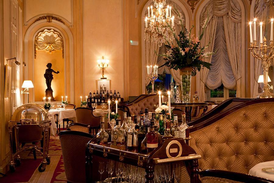 Restaurante Goya del Hotel Ritz de Madrid