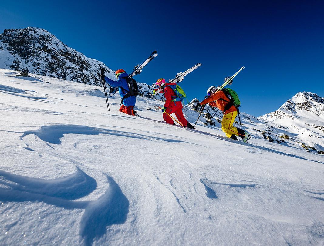 Temporada esqui