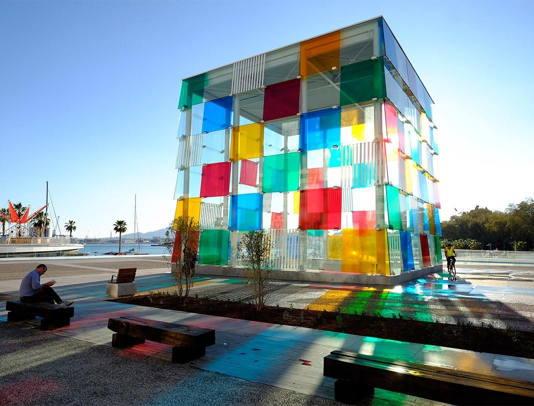 Centro Pompidou, Málaga