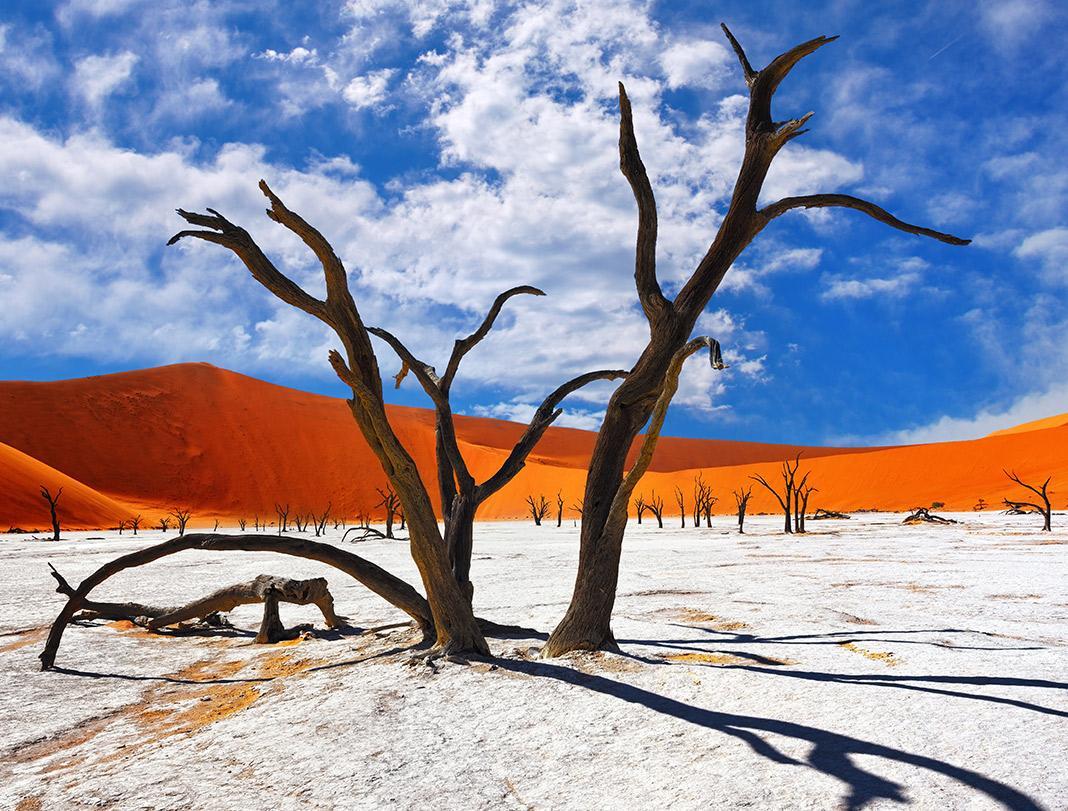 Ruta por namibia