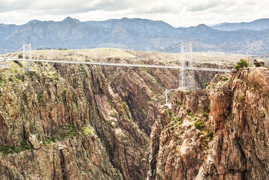 Puente Royal Gorge viajes carrefour