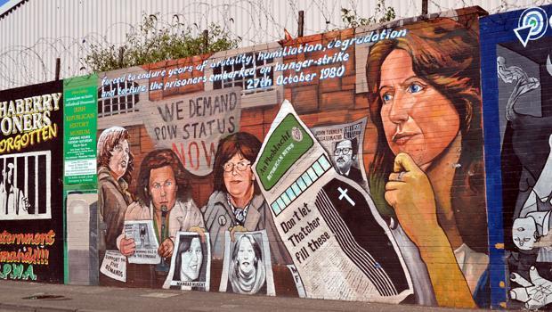 Ruta Por Los Murales Que Pueblan Las Calles De Belfast El Blog De