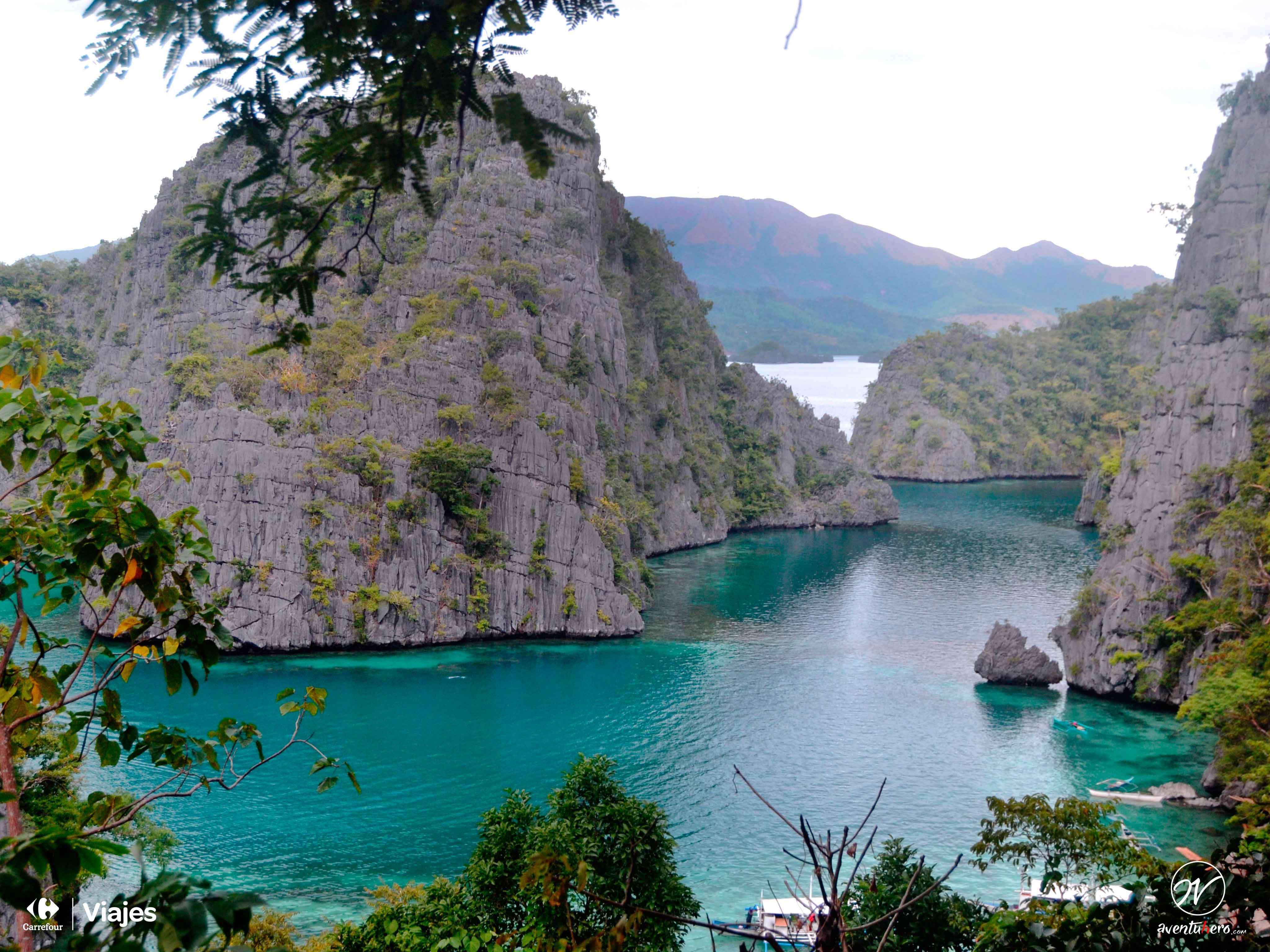 Filipinas, Aventuhero