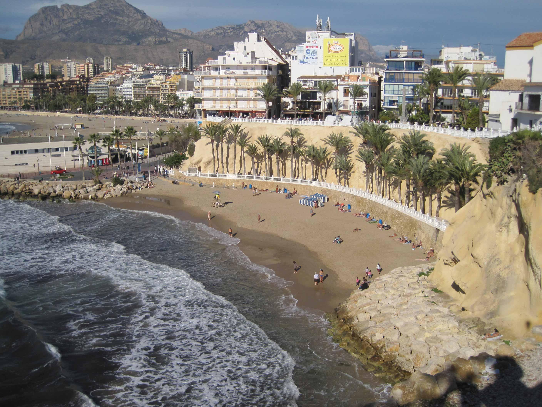 Playa Mal Pas, Benidorm viajes carrefour