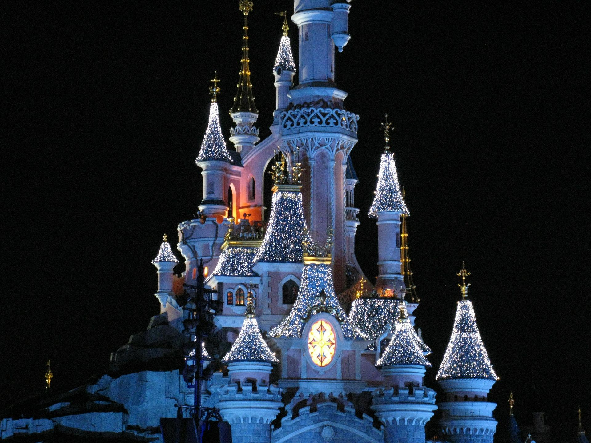 Disneyland París, Castillo