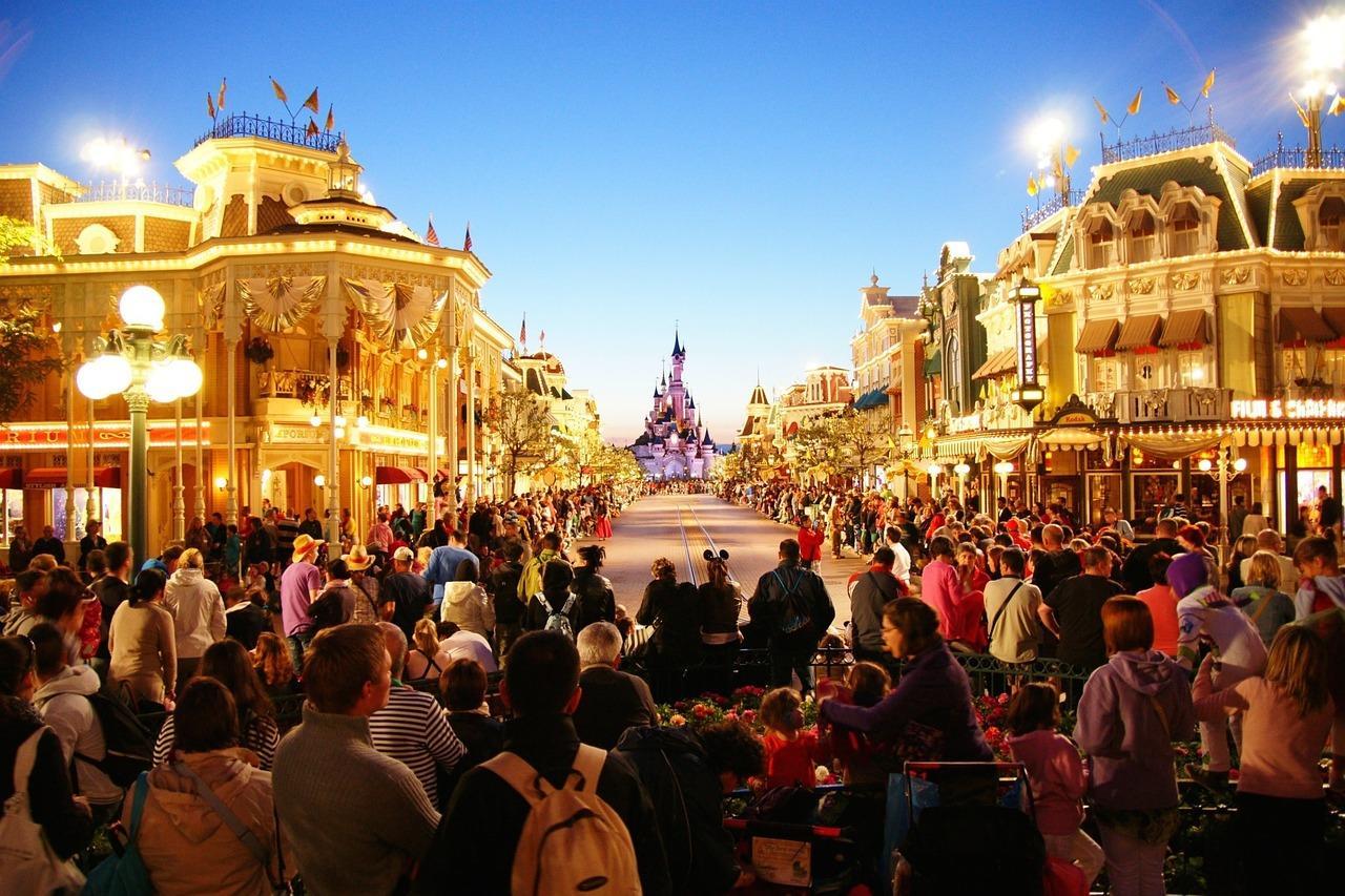 Disneyland París, Desfile