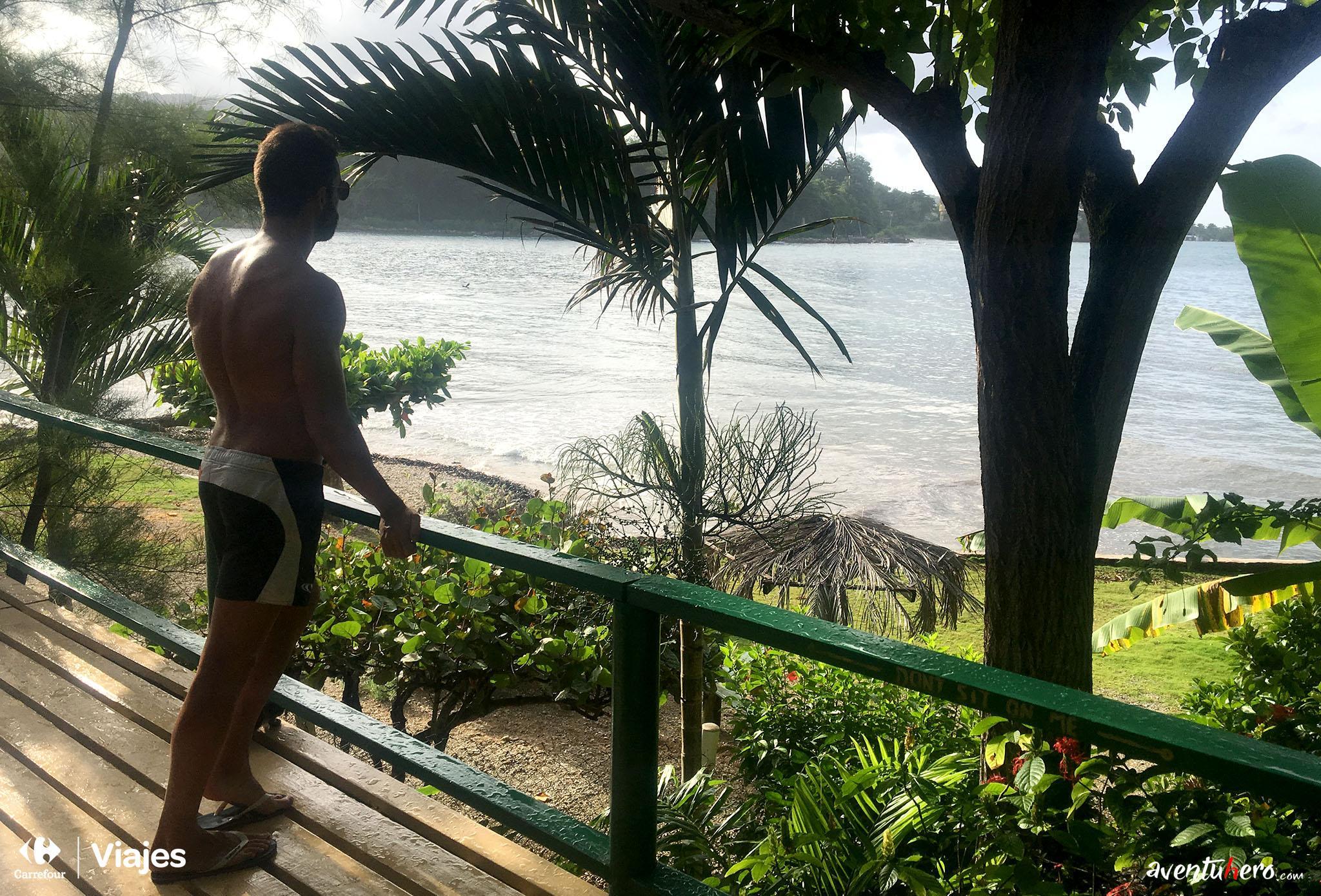Aventuhero Jamaica Balcon Zion Country