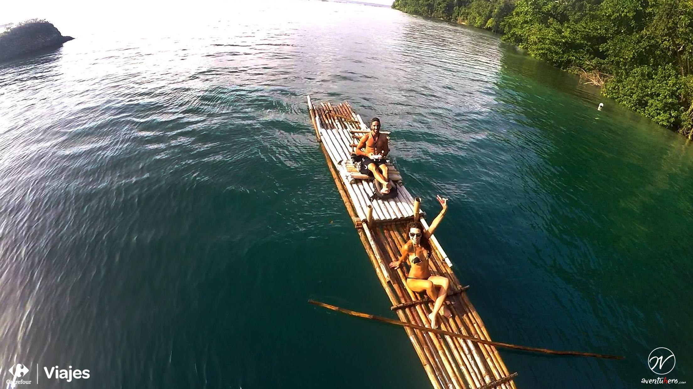 Aventuhero Jamaica Blue Lagoon 2