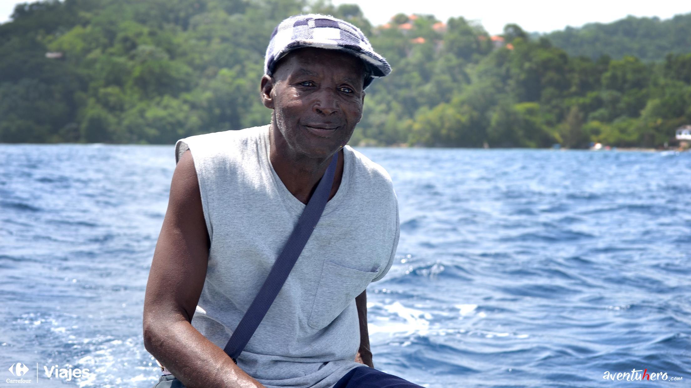 Aventuhero - Roseroy, el capitan- Jamaica