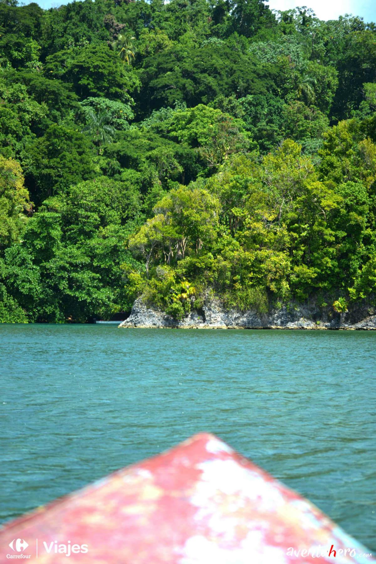 Aventuhero - Surcando Port Antonio