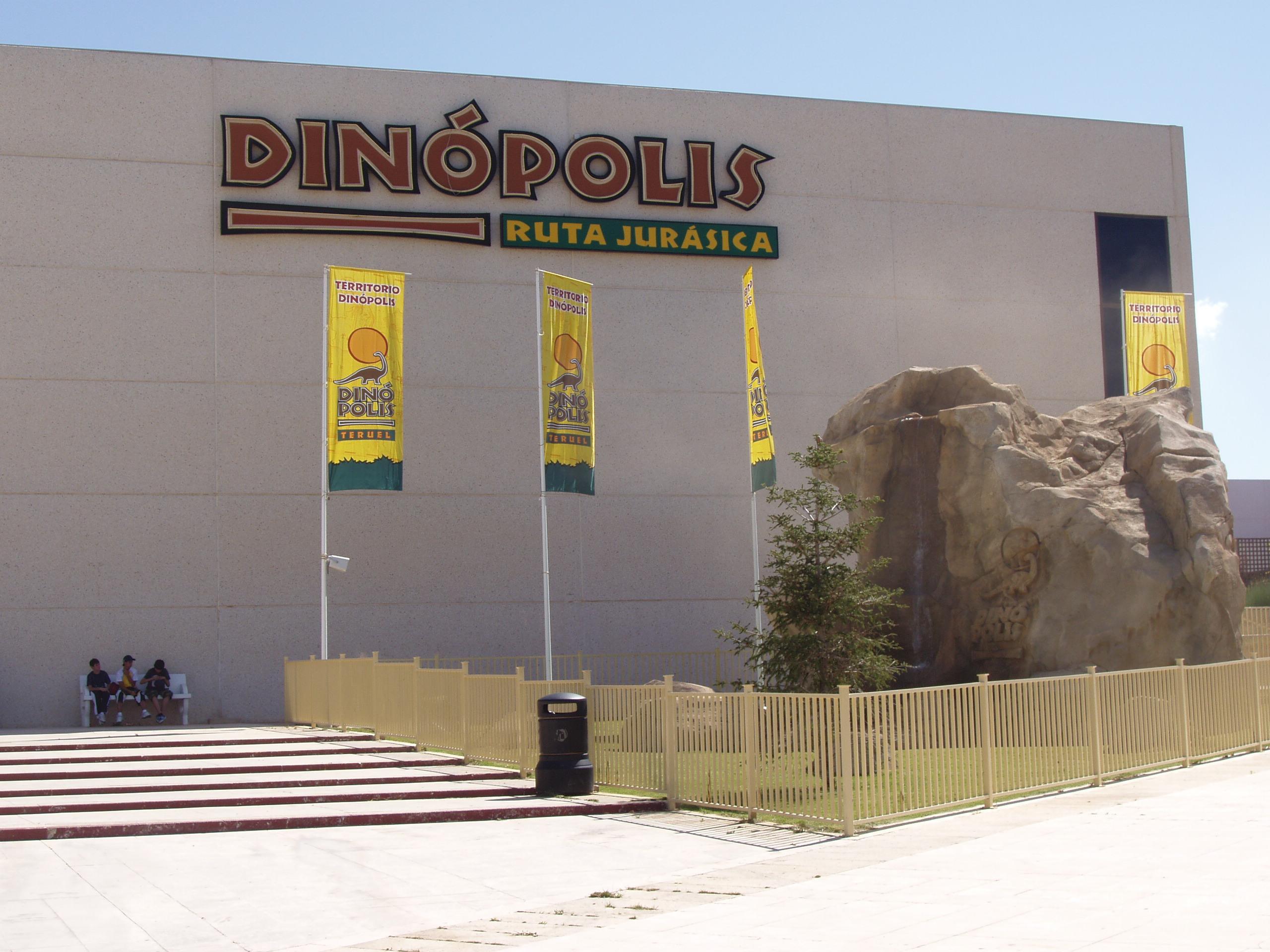 Dinopolis Teruel - Viajes Carrefour