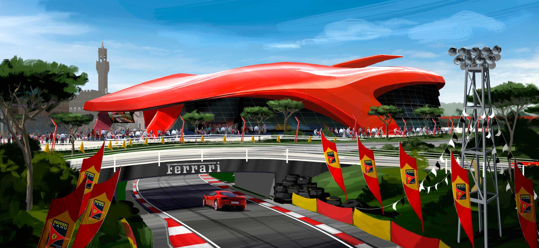 Ferrari Land entradas