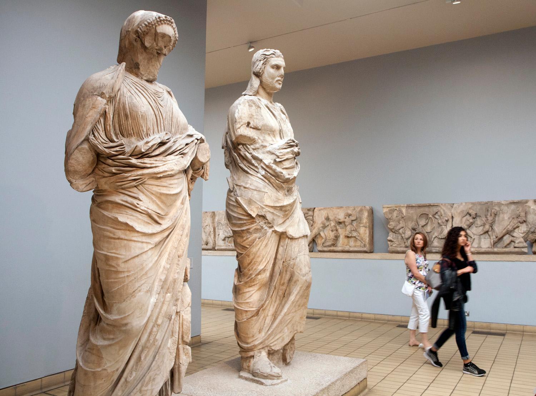 Museo Britanico viajes carrefour