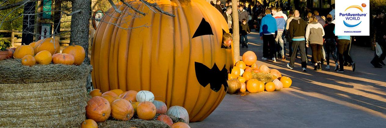 Eventos de Port Aventura - Halloween