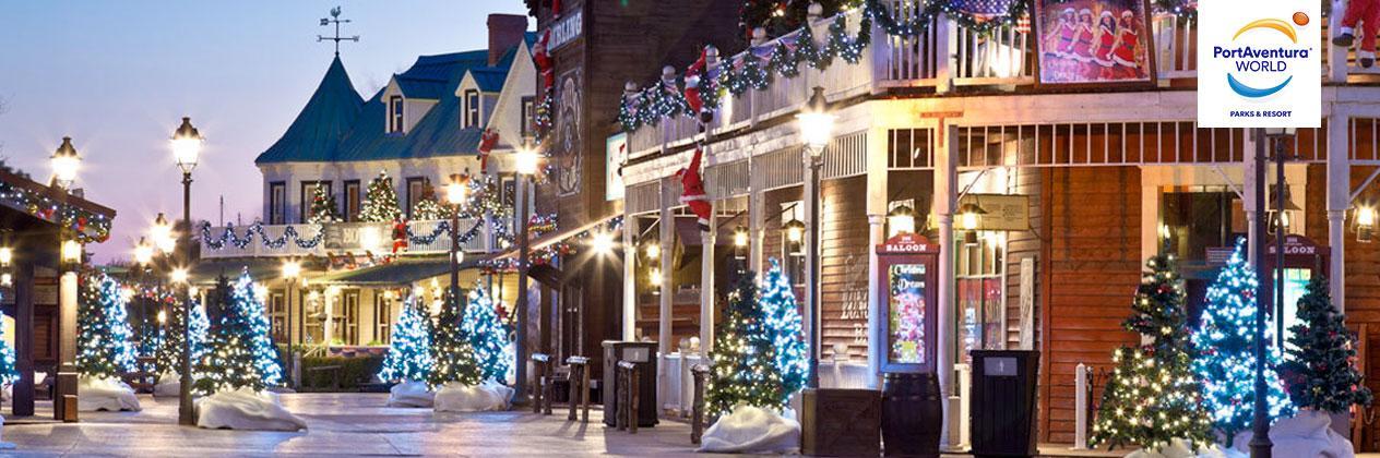 Eventos de Port Aventura - En Navidad