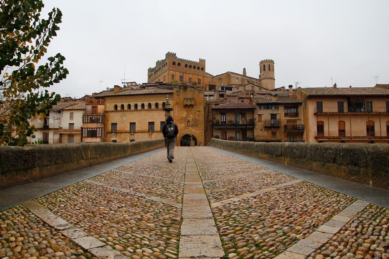 Valderrobres Aragon, Viajes Carrefour