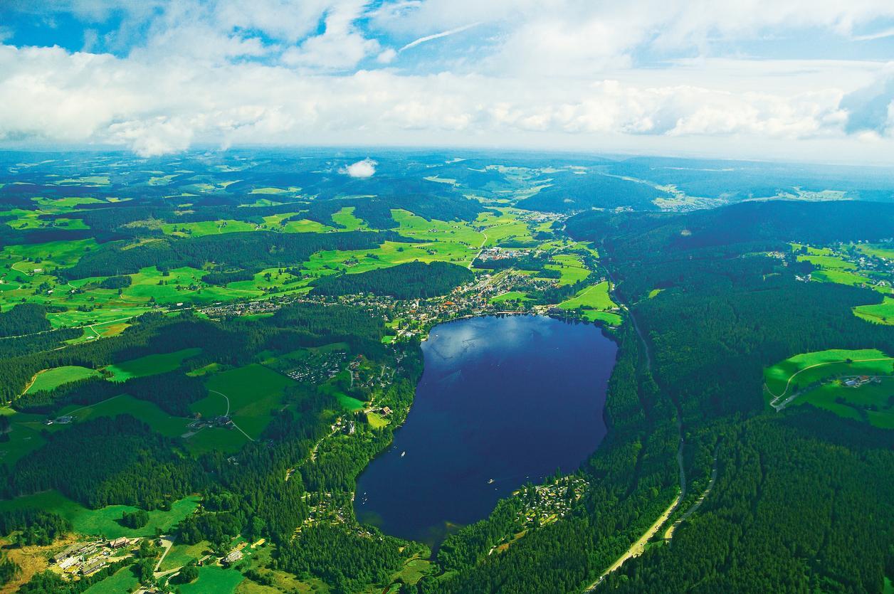 Lago Titisee, Selva Negra
