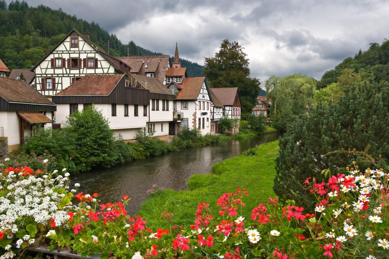 Selva Negra, Alemania
