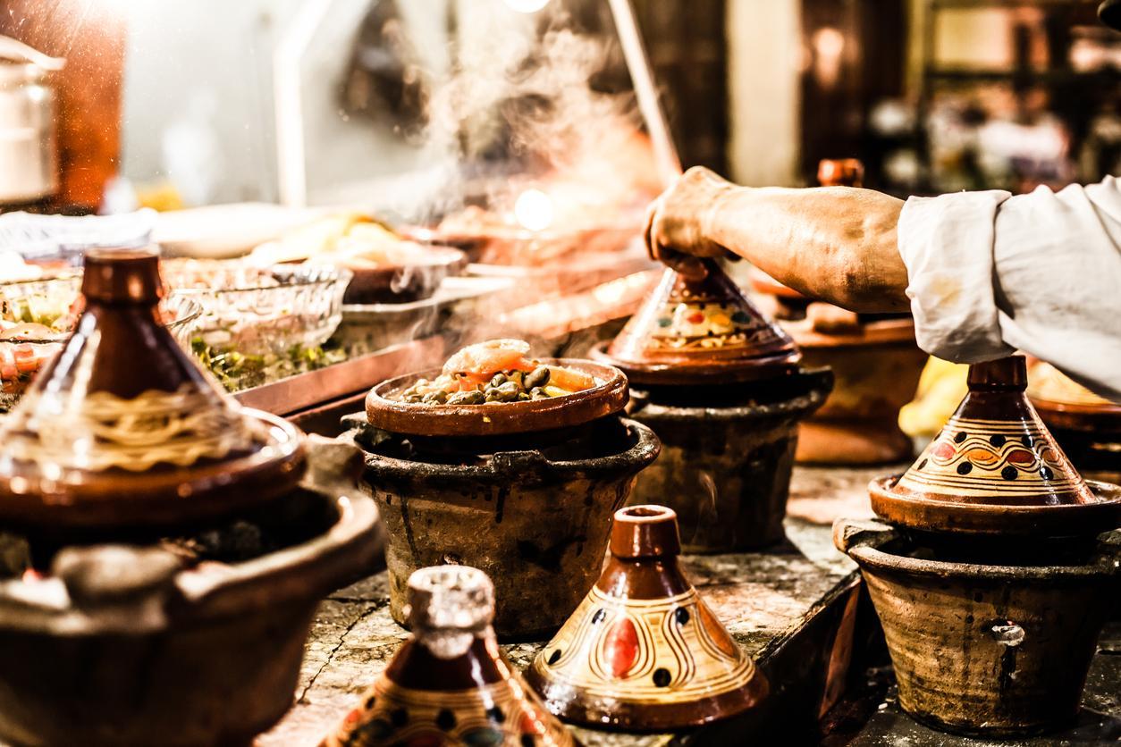 Ruta por restaurantes de Marruecos