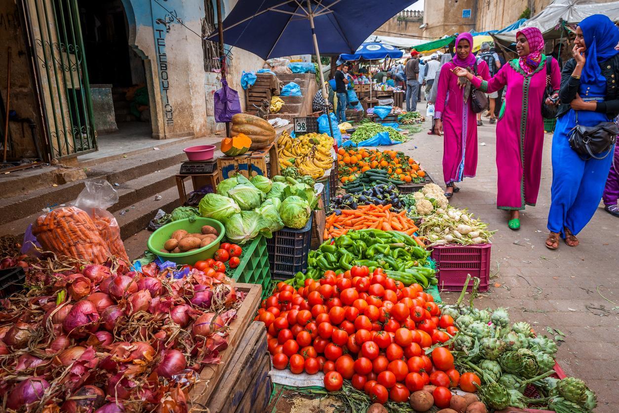 Ruta viaje Marruecos, Carrefour