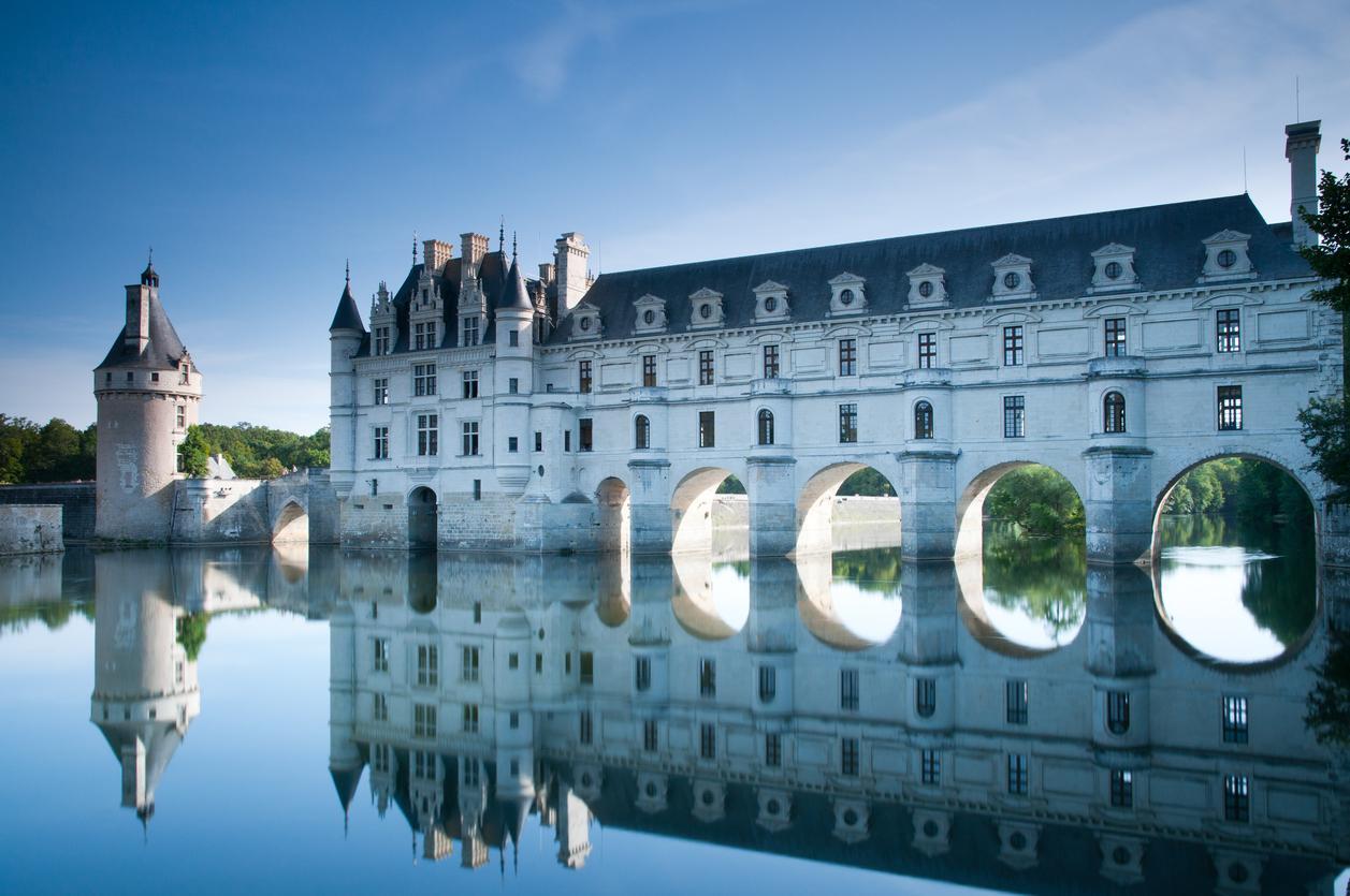 Rutas en el Valle de Loira