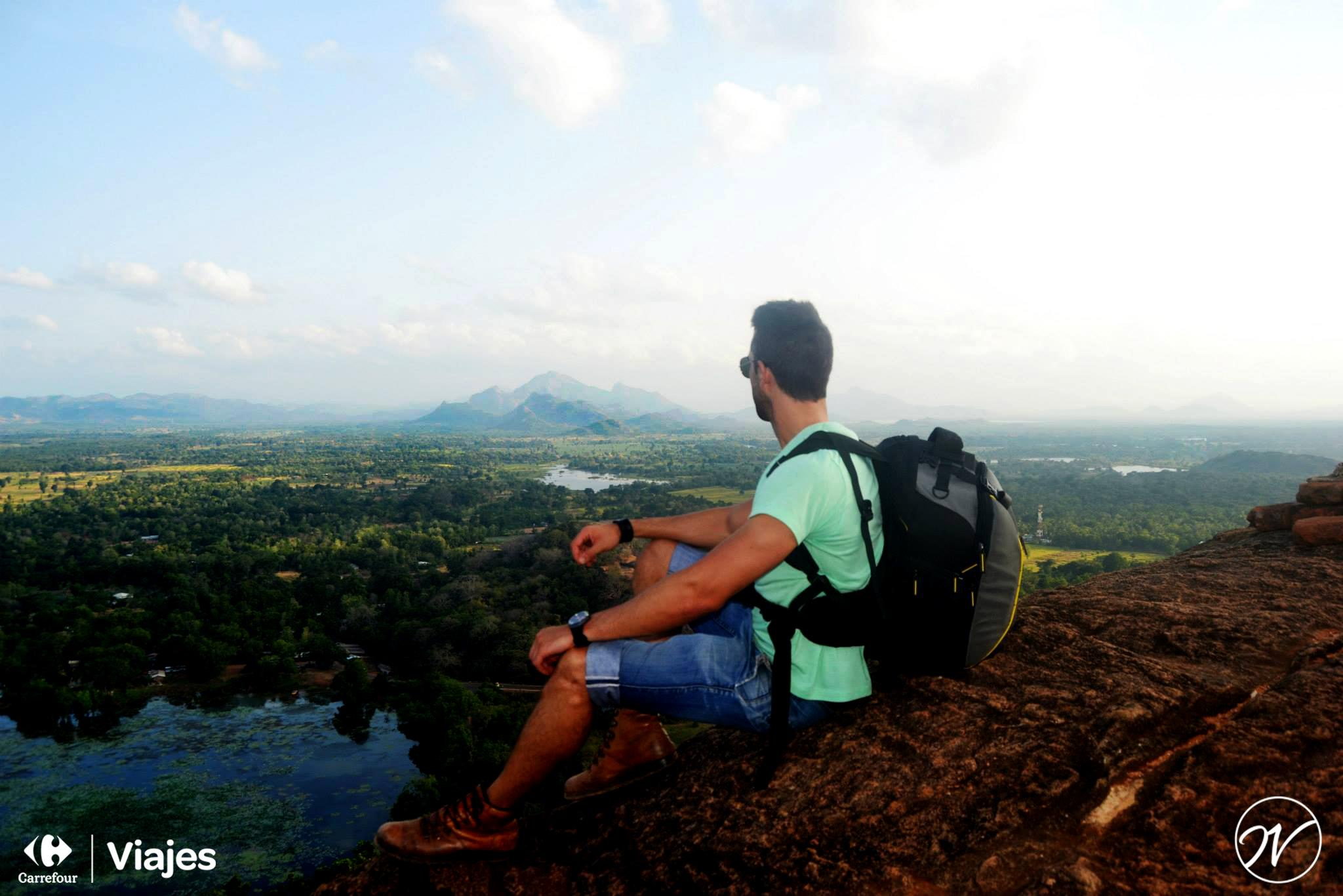Aventuhero Sri Lanka - Sobre La Roca del León