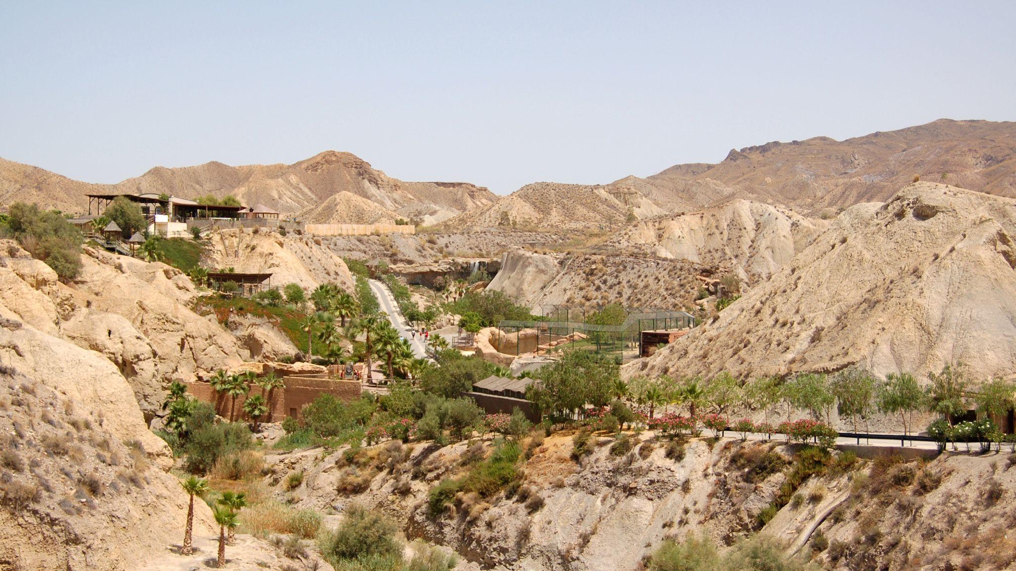 Destino Rural Desierto de Tabernas