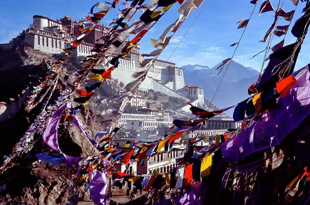 Lhasa el alma del Tibet viaje