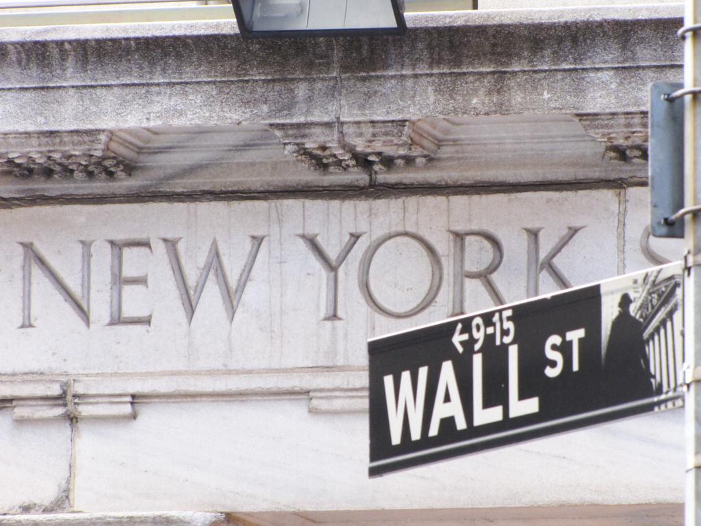 Nueva York - Wall Street