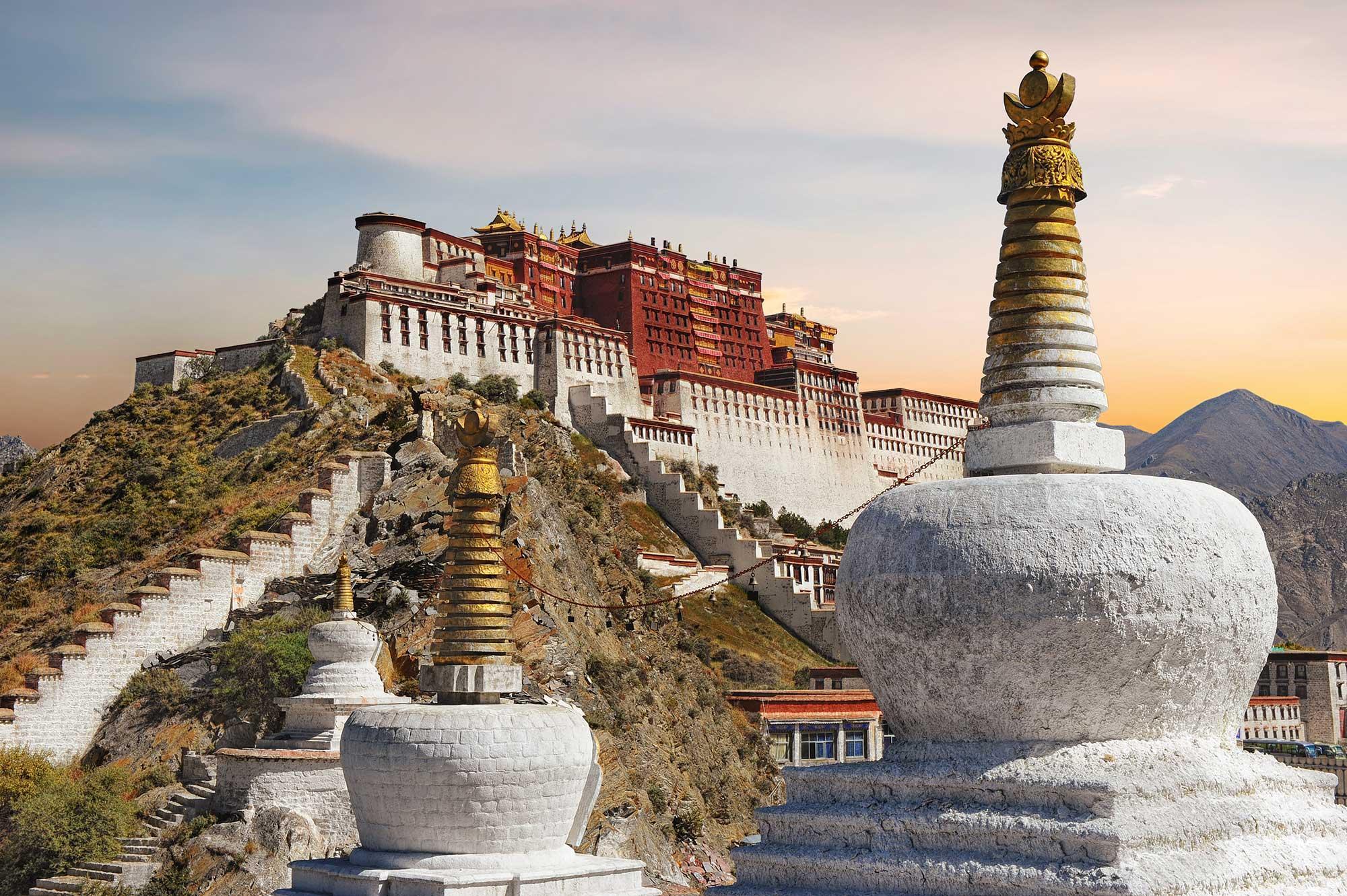 Portada viaje al Tibet con Viajes Carrefour