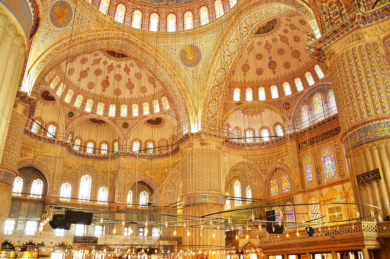 Ruta por Turquia Cisterna Basilica