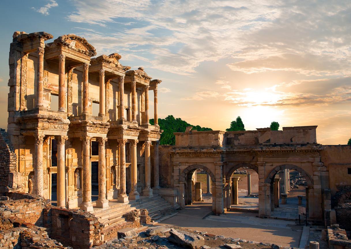 Ruta por Turquia Efeso Viajes Carrefour