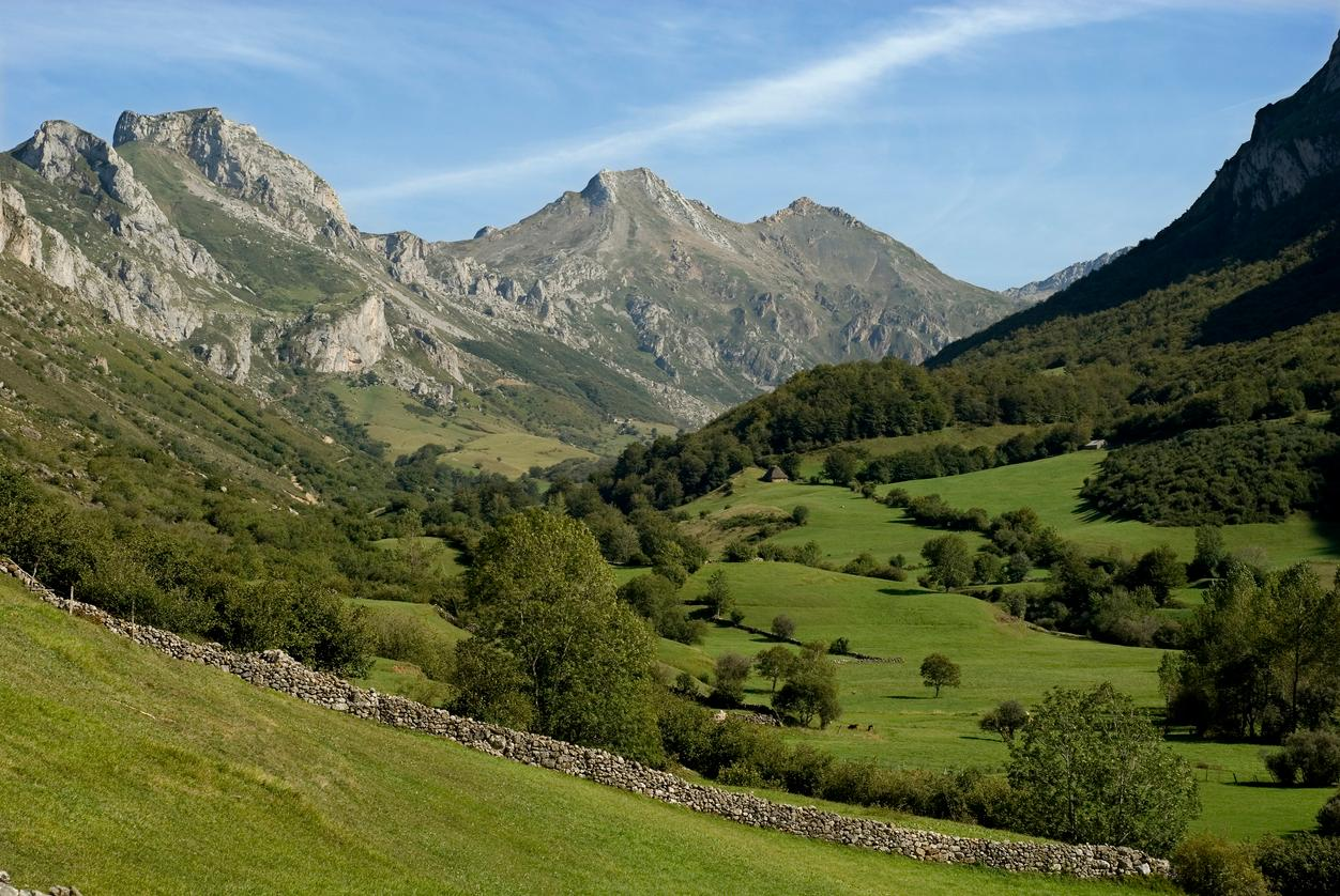 Destinos rurales, Somiedo parque Natural Asturias