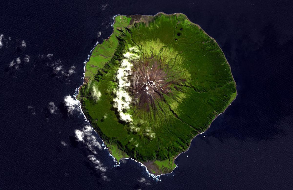 Tristan da Cunha viajes carrefour