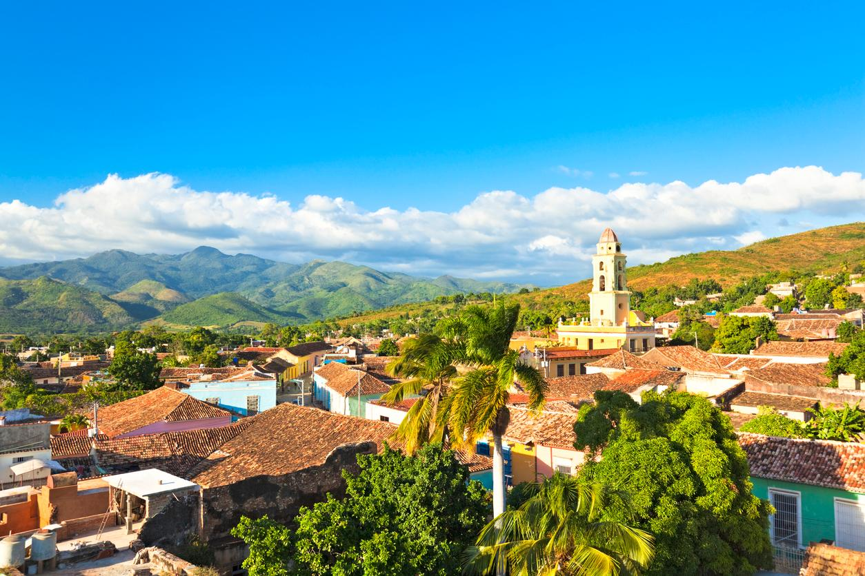 Turismo en Cuba, Trinidad