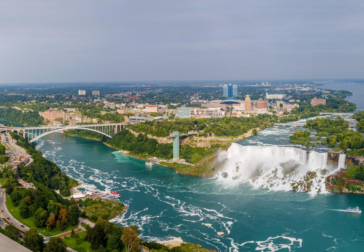 Viaje a las Cataratas del Niagara 3
