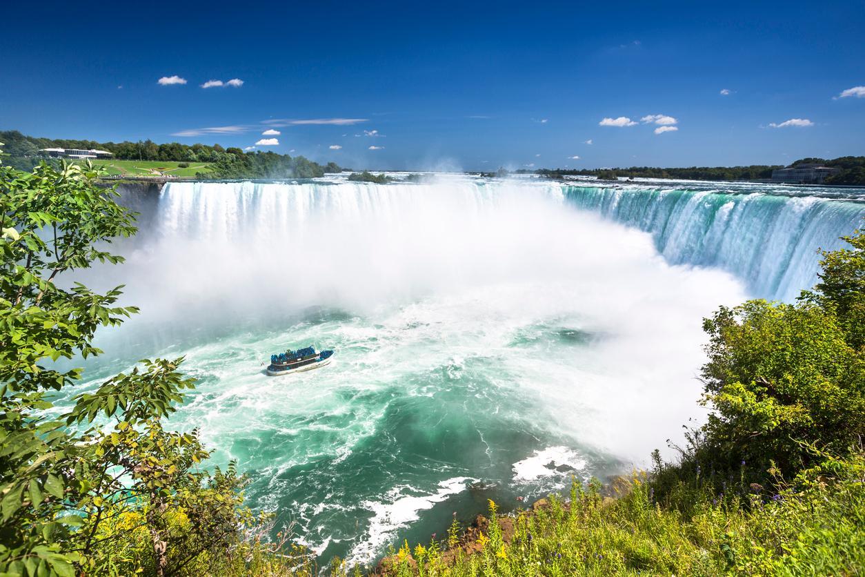 Viaje a las Cataratas del Niagara