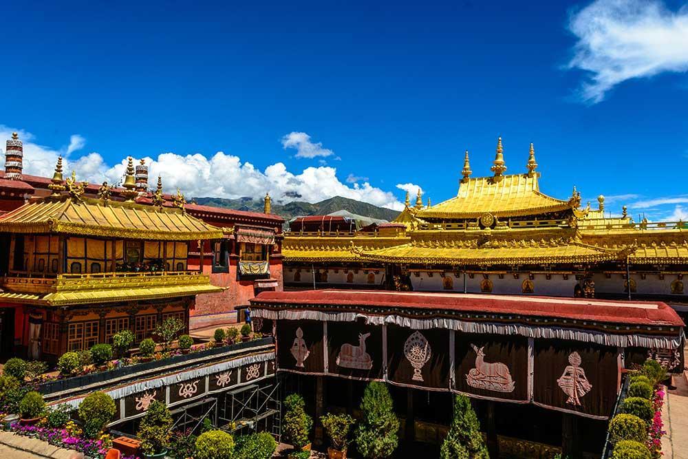 Viaje al Tibet Templo de Jokhang