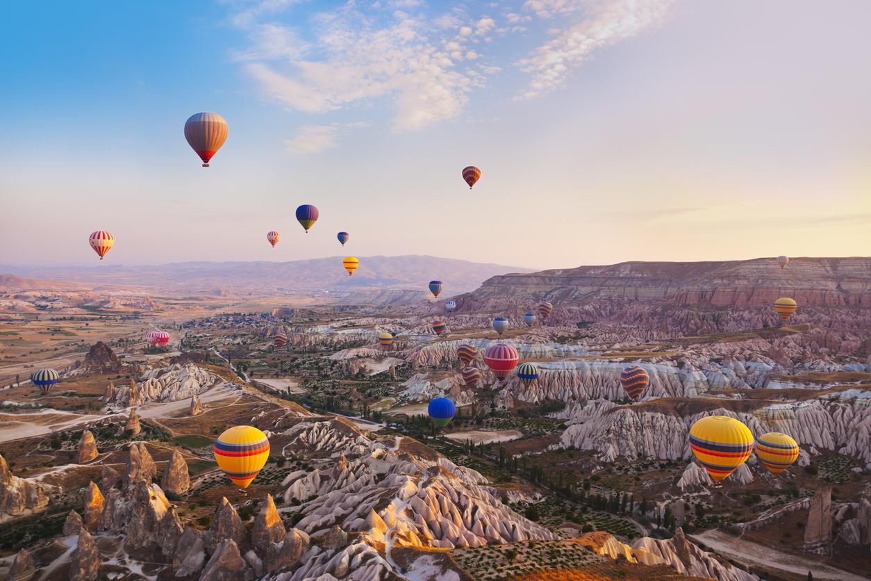 Ruta por Turquia, Capadocia
